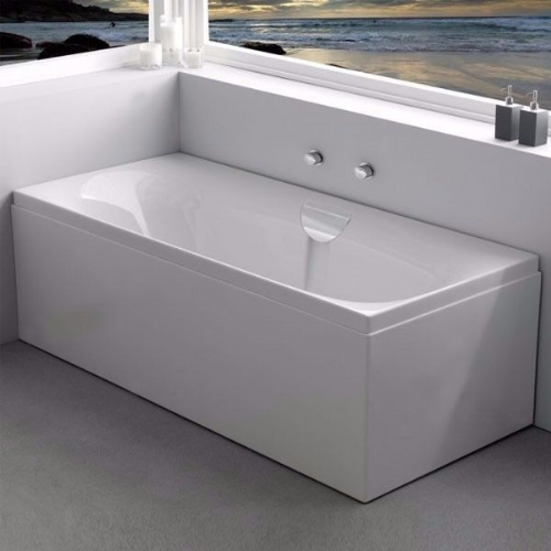 Carron Echelon 1800 x 800mm Double Ended Bath Inc Filler